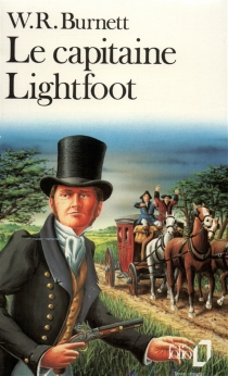 Le capitaine Lightfoot - William Riley Burnett