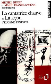 La cantatrice chauve et La Leçon d'Eugène Ionesco - MichelBigot