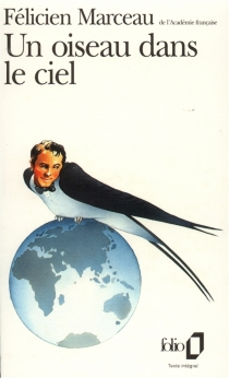 Un oiseau dans le ciel - FélicienMarceau