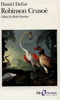 Robinson Crusoé : première partie - DanielDefoe