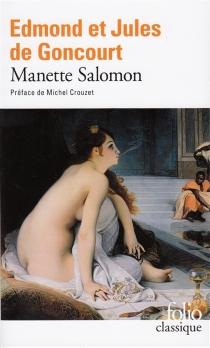 Manette Salomon - Jules deGoncourt
