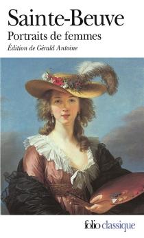 Portraits de femmes - Charles-AugustinSainte-Beuve