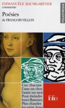 Poésies de François Villon - EmmanuèleBaumgartner