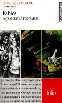 Les fables de La Fontaine - OlivierLeplâtre