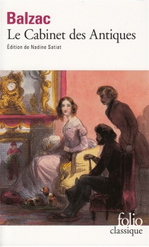 Le cabinet des antiques - Honoré deBalzac