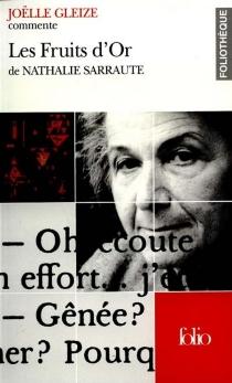 Les fruits d'or de Nathalie Sarraute - JoëlleGleize