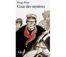 Cour des mystères - HugoPratt