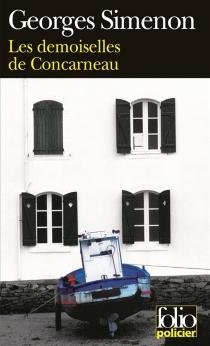 Les demoiselles de Concarneau - GeorgesSimenon