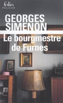 Le bourgmestre de Furnes - GeorgesSimenon