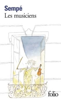 Les musiciens - Jean-JacquesSempé