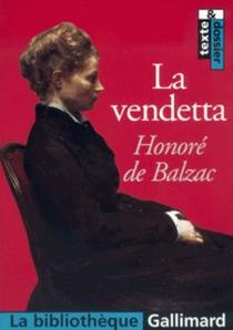 La vendetta - Honoré deBalzac