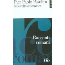 Nouvelles romaines - Pier PaoloPasolini