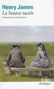 La source sacrée - Henry James