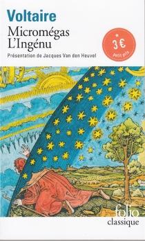 Micromégas| L'ingénu - Voltaire