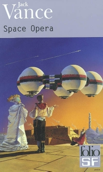 Space opera - JackVance