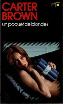 Un paquet de blondes - Carter Brown
