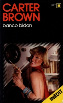 Banco bidon - Carter Brown