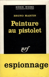 Peinture au pistolet - BrunoMartin