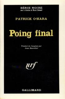 Poing final - PatrickO'Hara