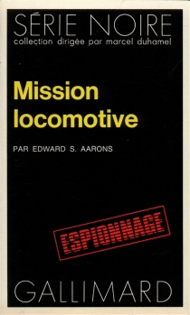 Mission locomotive - Edward Sidney Aarons