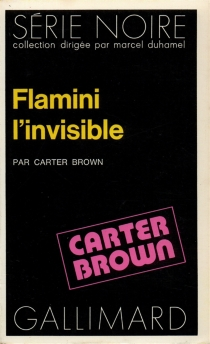 Flamini l'invisible - Carter Brown