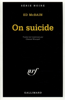 On suicide - Ed McBain