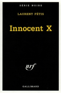Innocent X - Laurent Fétis