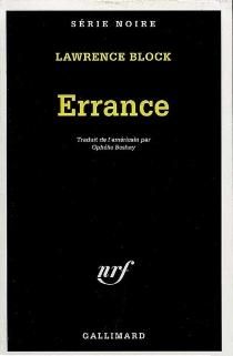 Errance - LawrenceBlock