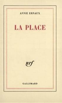 La place - AnnieErnaux