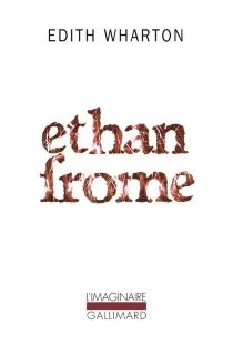Ethan Frome - EdithWharton