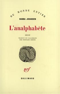 L'analphabète - HannaJohansen