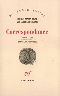 Correspondance - LouAndreas-Salomé