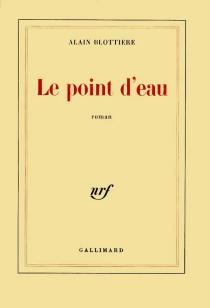 Le point d'eau - AlainBlottière