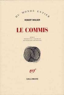 Le commis - RobertWalser