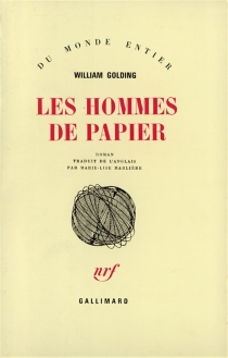 Les hommes de papier - William Golding
