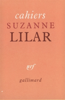 Cahiers Suzanne Lilar -