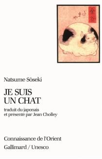 Je suis un chat - SôsekiNatsume