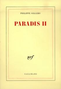 Paradis 2 - PhilippeSollers