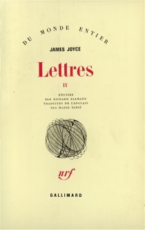 Lettres - James Joyce