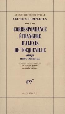 Alexis de Tocqueville| Oeuvres complètes - Alexis deTocqueville