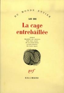La cage entrebaillée - SheLao