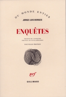 Enquêtes - Jorge LuisBorges