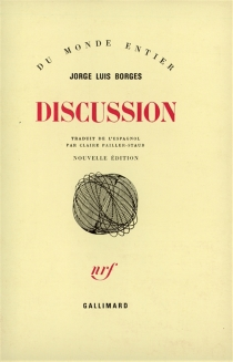 Discussion - Jorge Luis Borges