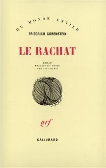 Le rachat - FriedrichGorenstein
