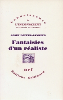 Fantaisies d'un réaliste - JosefPopper-Lynkeus