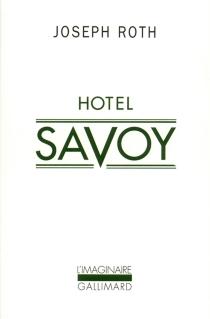 Hôtel Savoy - JosephRoth
