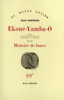 Ekoué-Yamba-O| Histoire de lunes - AlejoCarpentier