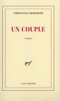 Un couple - EmmanuèleBernheim