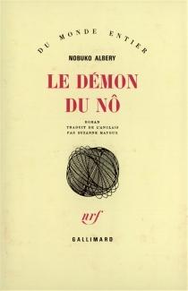 Le Démon du nô - NobukoAlbery