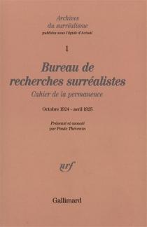 Archives du surréalisme -